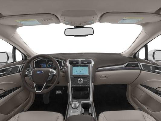 Ford Fusion Platinum >> 2017 Ford Fusion Platinum